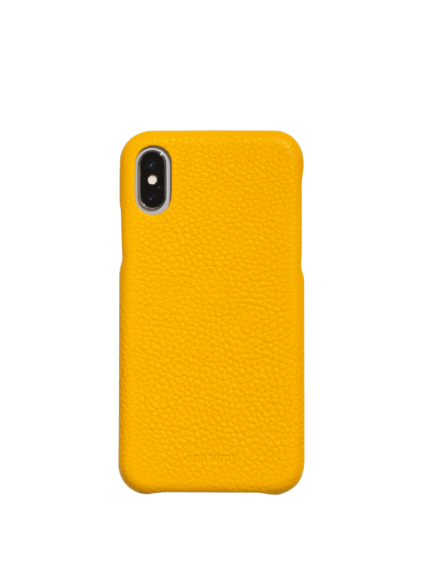 iPhone Case - Canary Yellow - XS