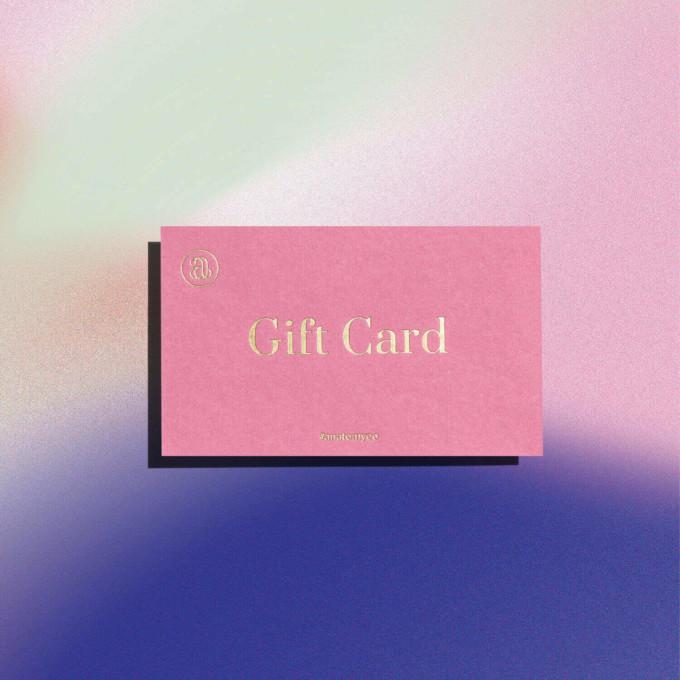 ana tomy Gift Card