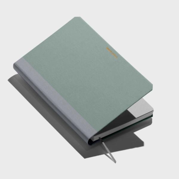Nº1Classic Series - Eucalyptus Green A5s
