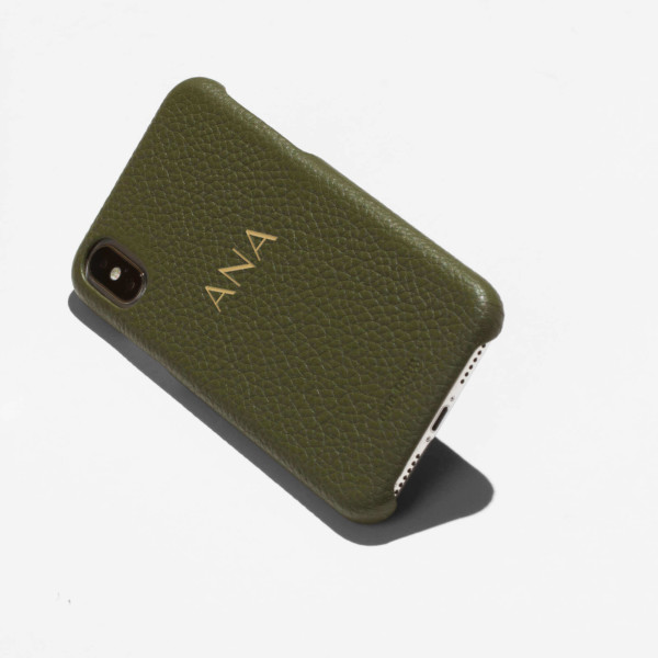 Nº6 Pebble Series - Army Green XS
