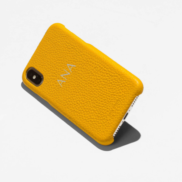Nº6 Pebble Series - Canary Yellow XS