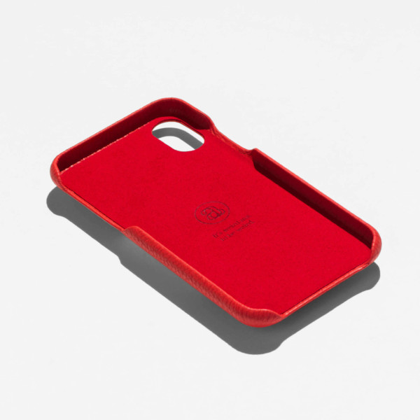 Nº6 Pebble Series - Candy Red XS