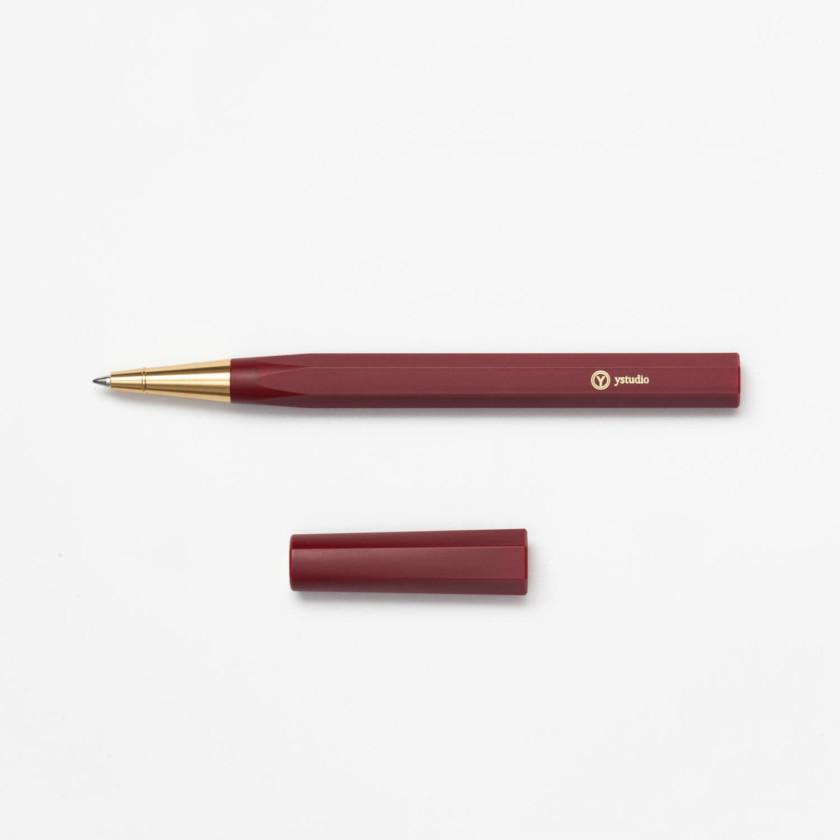 ystudio Resin Rollerball Pen