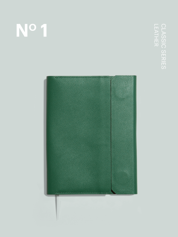 Hunter—A5s Leather Planner