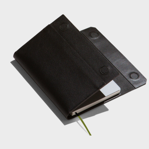 Ebony—A5s Leather Planner