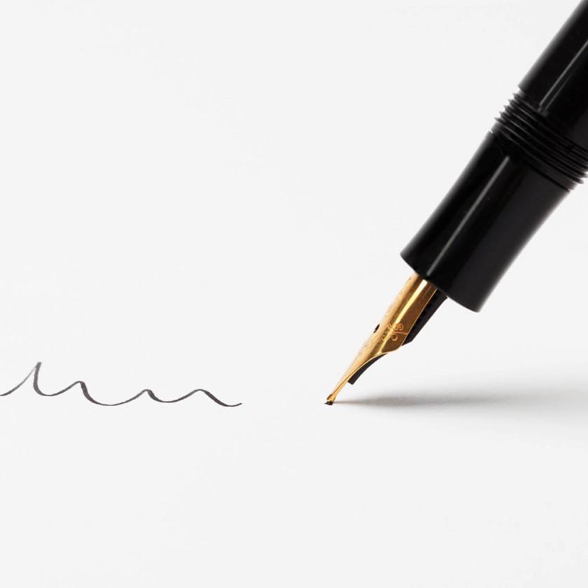 Kaweco Classic Sport Fountain Pen Black (EF)