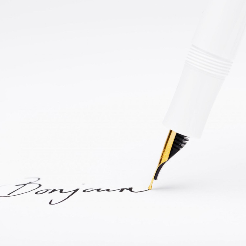 Kaweco Classic Sport Fountain Pen White (EF)