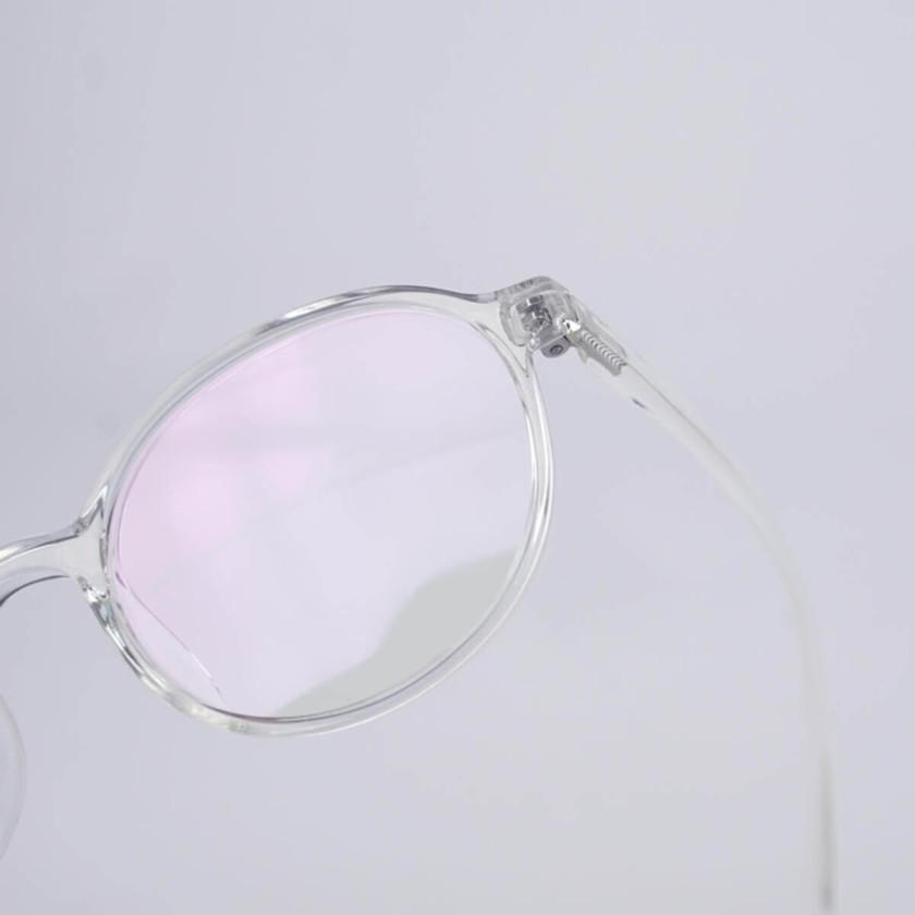 Medium Rare Eyewear Alma Transparent