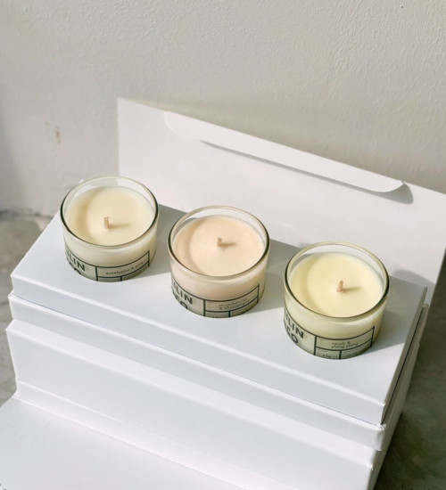 Lilin+Co Scented Candle Gift Box Set